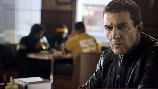 Antonio Banderas - Stoic Movie