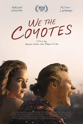 Anywhere With You We The Coyotes Movie Poster