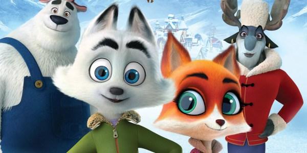 Arctic Dogs Movie 2019