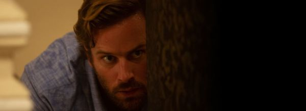 Armie Hammer - Hotel Mumbai Movie