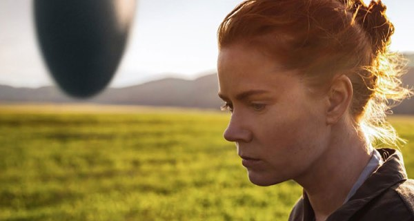 Arrival Movie - Amy Adams