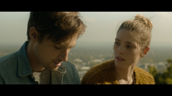 Ashley Greene And Andrew J. West In Antiquities