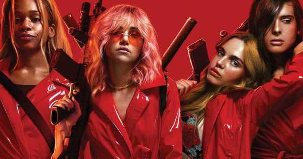 Assassination Nation Movie 2018
