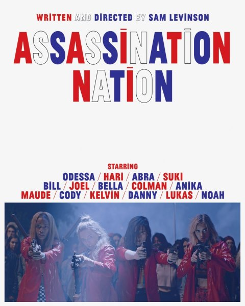 Assassination Nation Teaser
