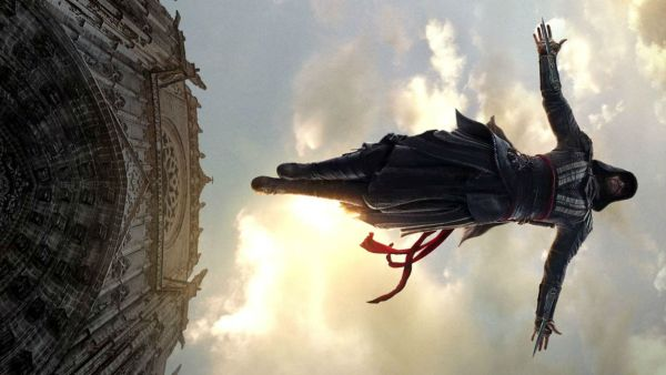 Assassins Creed Movie 2016 - Michael Fassbender