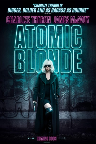 Atomic Blonde Coming Soon