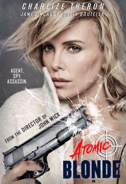 Atomic Blonde Philippines Movie Poster