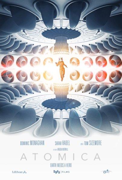 Atomica Movie Poster