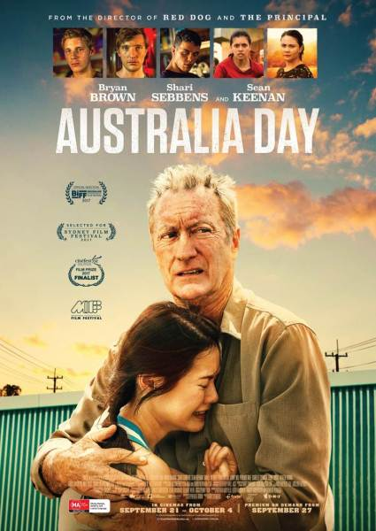 Australia Day Movie Poster