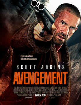 Avengement Movie Poster