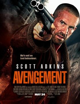Avengement Movie Poster