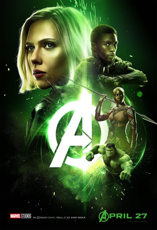 The Avengers: 5 Clips Of Avengers 3 Infinity War : Teaser Trailer