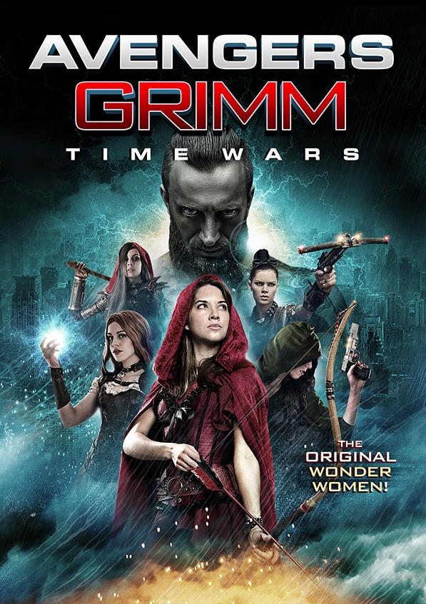 avengers grimm time wars teaser trailer