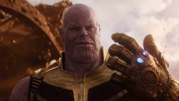 Avengers Infinity War - Thanos