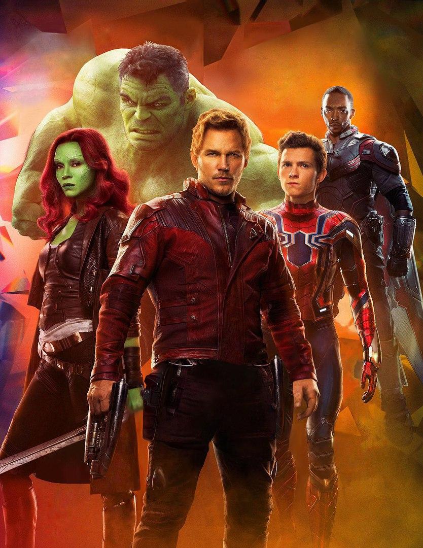 The Avengers: Avengers Infinity War : Teaser Trailer
