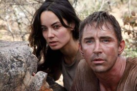 Berenice Marlohe And Lee Pace - Revolt Movie