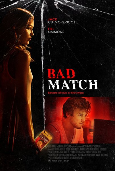 Bad Match New Poster