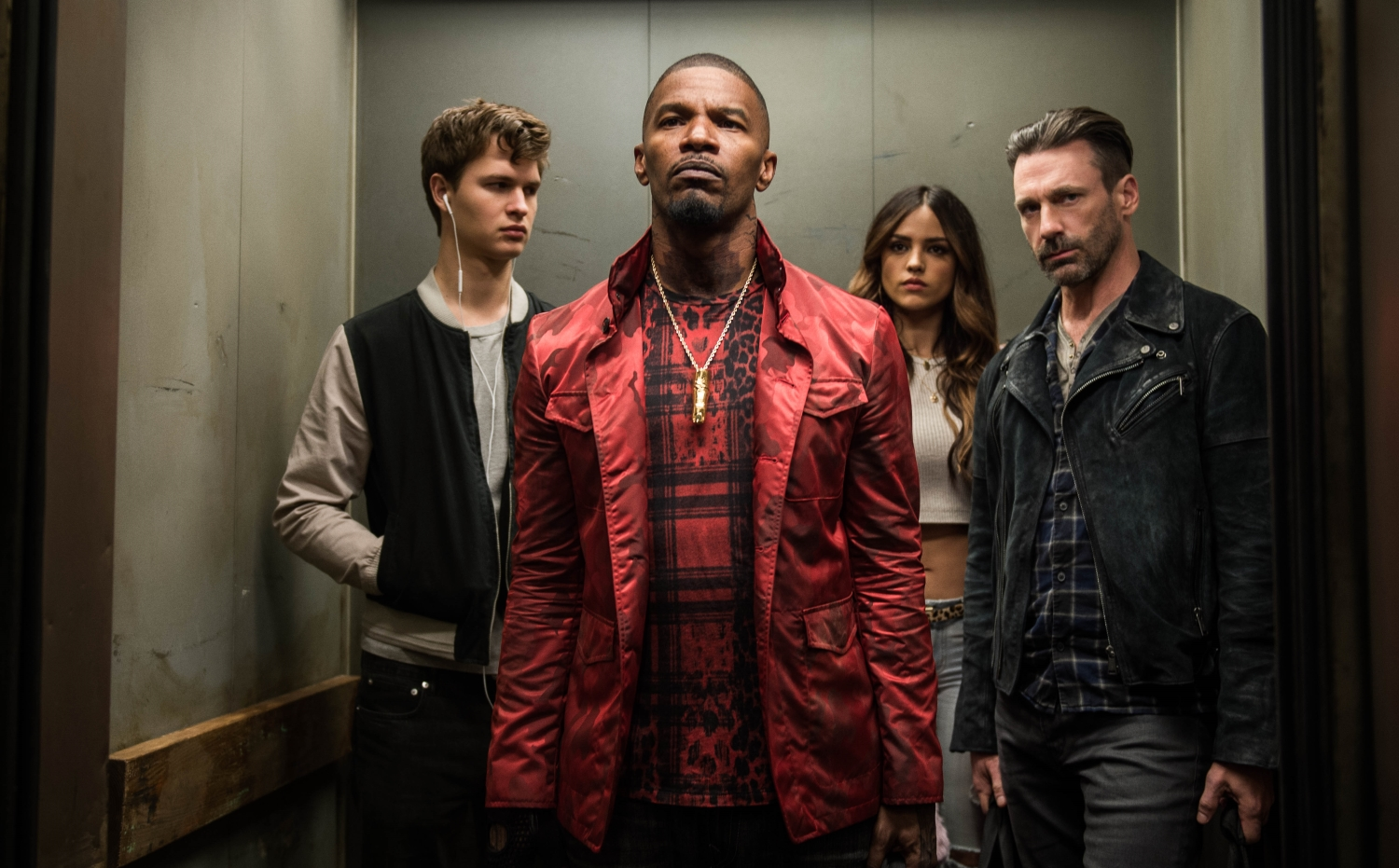 New Movie: Baby Driver (Starring Ansel Elgort, Jamie Foxx, Kevin Spacey) Trailer