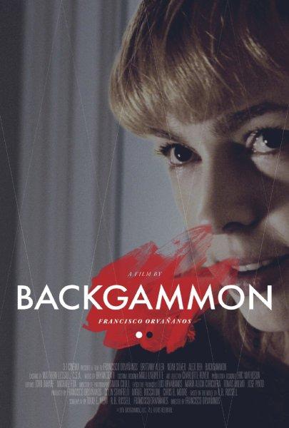 Backgammon Poster