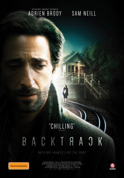 Backtrack UK Poster