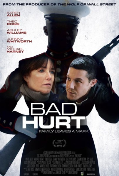 Bad Hurt New Poster