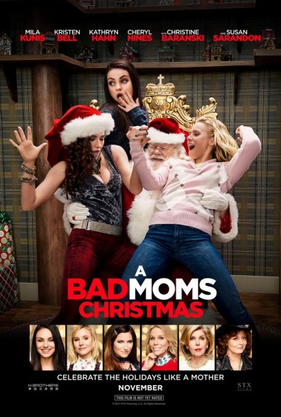 Bad Moms 2 Movie Poster