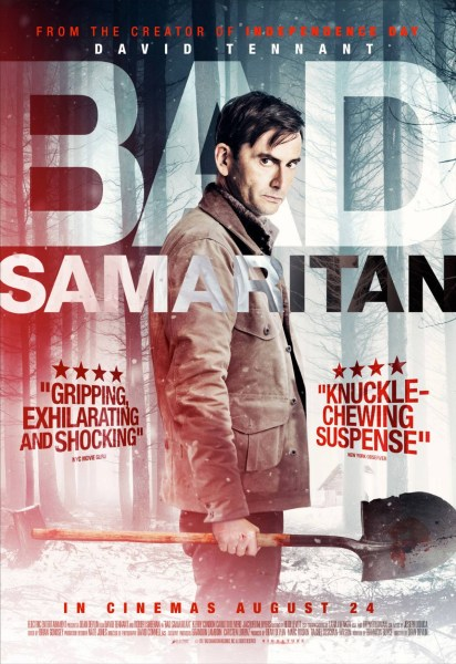 Bad Samaritan UK Poster