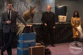 Bad Times at the El Royale - Jon Hamm and Jeff Bridges