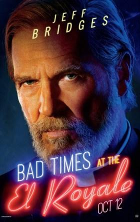 Bad Times At The El Royale - Jeff Bridges