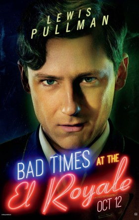 Bad Times At The El Royale - Lewis Pullman