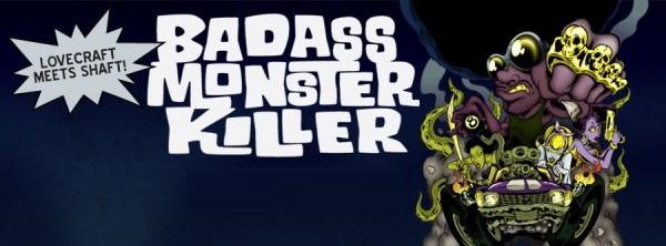 Badass Monster Killer Movie