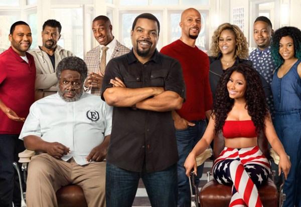 Barbershop 3 Movie