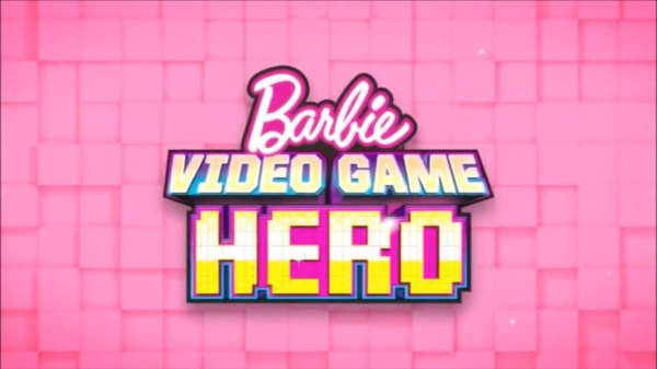 Barbie Video Game Hero Movie