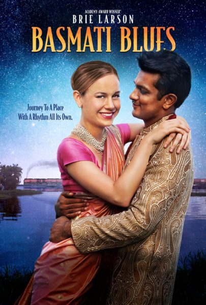 Basmati Blues New Film Poster
