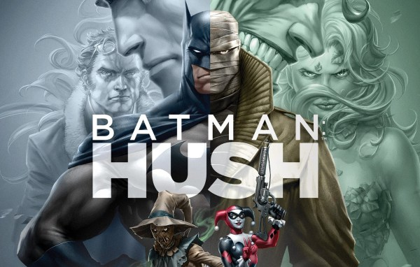 Batman Hush Movie