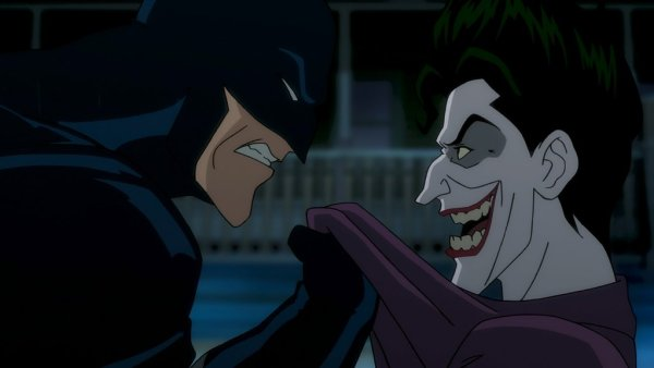Batman The Killing Joke Movie