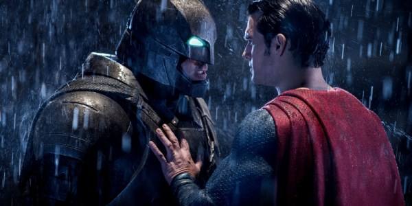 Batman V Superman - A Gladiator match
