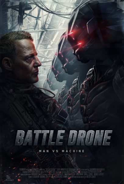 Battle Drone Movie Poster