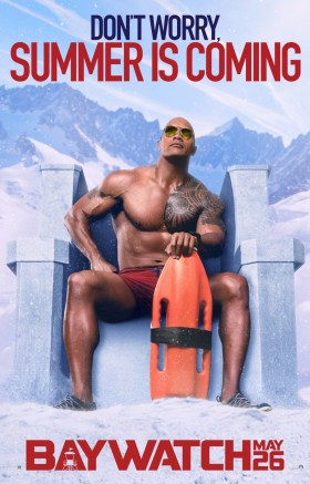 Baywatch - Dwayne Johnson