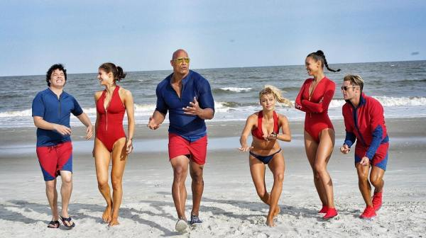 Baywatch Movie - The squad