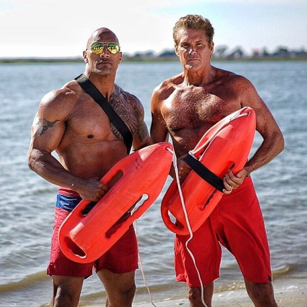 Baywatch The Mitches