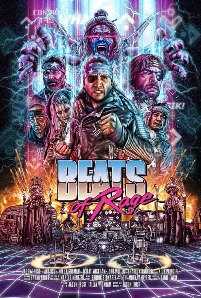 Beats Of Rage Movie Poster
