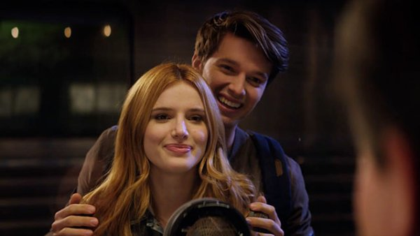 Bella Thorne and Patrick Schwarzenegger - Midnight Sun Movie