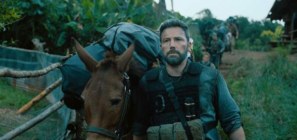 Ben Affleck - Triple Frontier Film 2019