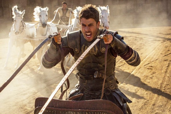 Ben Hur Movie - Toby Kebbell