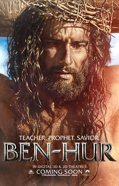 Ben hur release date in Brisbane