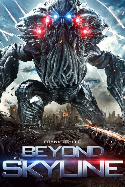 Beyond Skyline - Alien Monster Poster