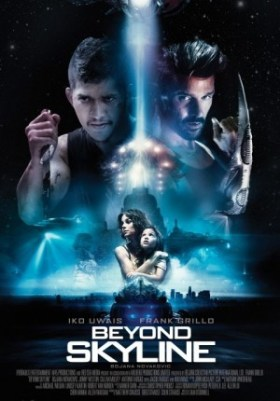 Beyond Skyline Indonesian Poster