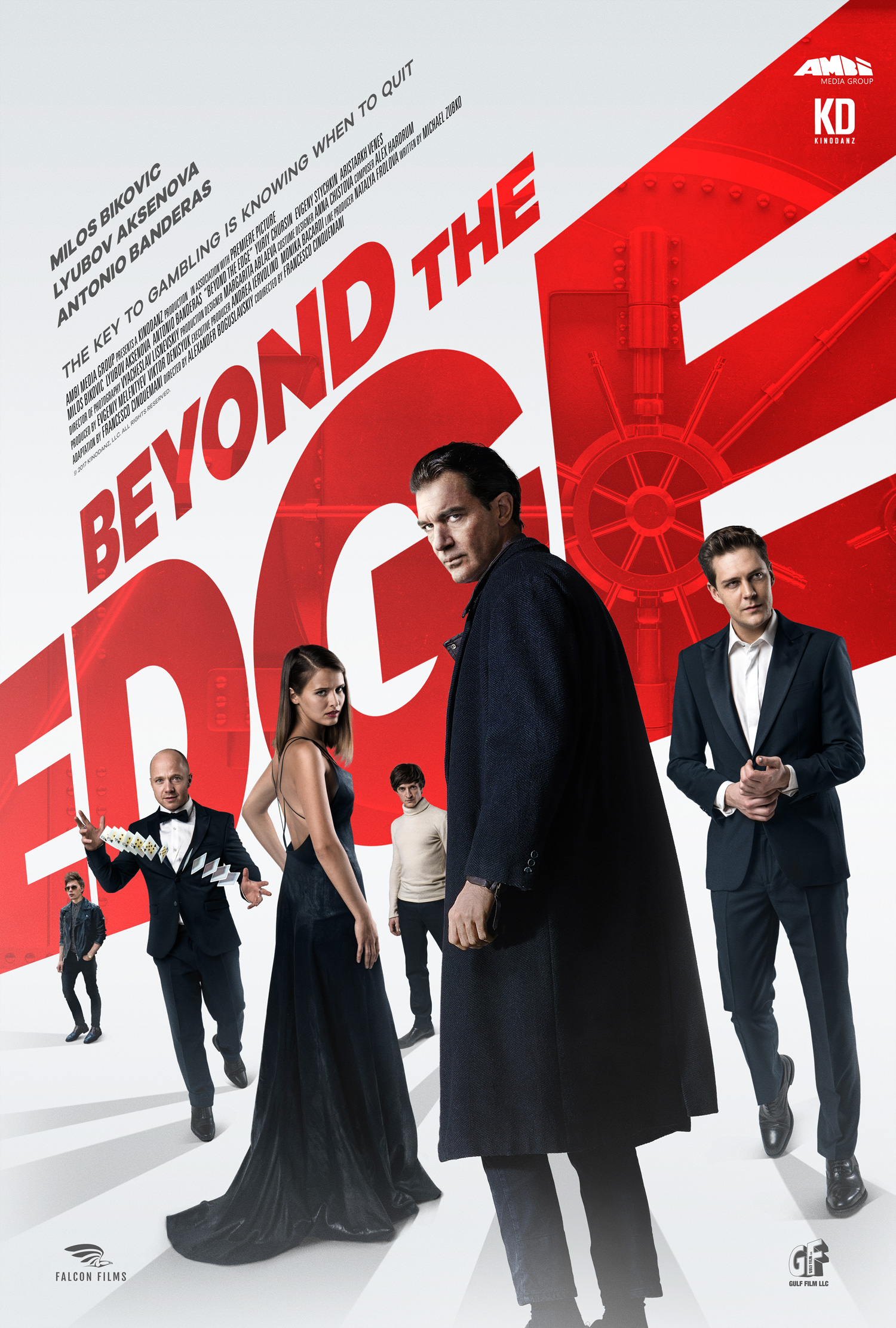 Beyond The Edge 2018 Teaser Trailer