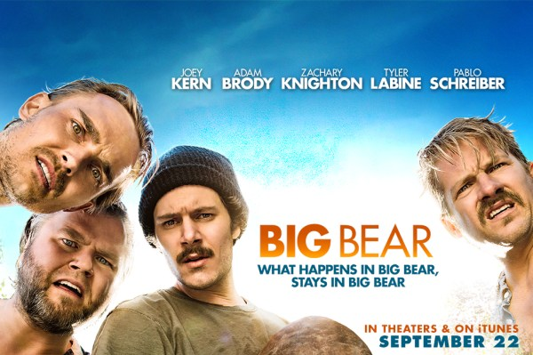 Big Bear Movie 2017